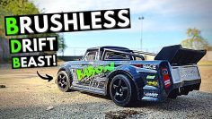 Le SG1603 Brushless est un Great DRIFT RC! Plus de SPEED RUNS!!