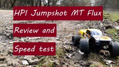 HPI Jumpshot MT Flux Examen et course de vitesse