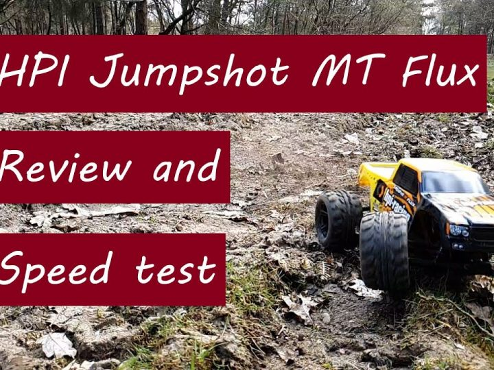 HPI Jumpshot MT Flux Review and speed run