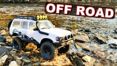CHEAP RC Car to Grab and Go DRIVE Anywhere! – Eazyrc 1/18 Crawler – TheRcSaylors
