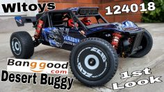Wltoys 124018 Desert Buggy!! (1:12, 4Wd) First Look – 韦尔托伊 124019 比较
