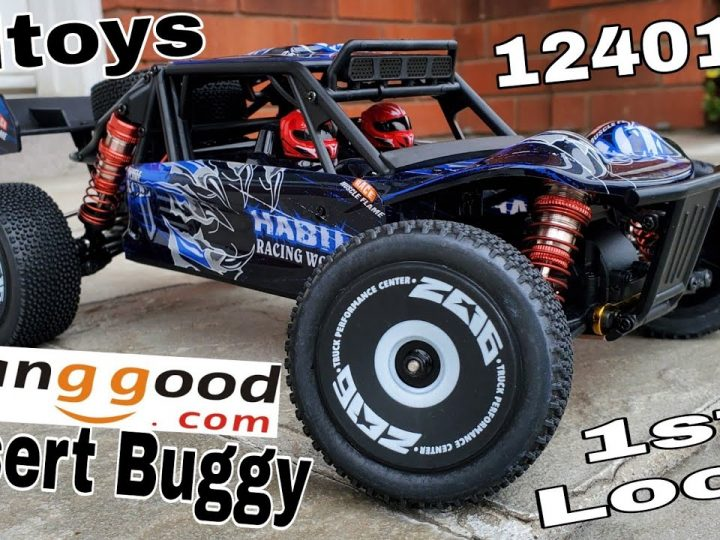 Wltoys 124018 Desert Buggy!! (1:12, 4WD) First Look – Wltoys 124019 Comparaţie