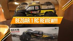 ΜΠΕΖΓΚΑΡ 1 HOBBY GRADE RC CAR REVIEW!!