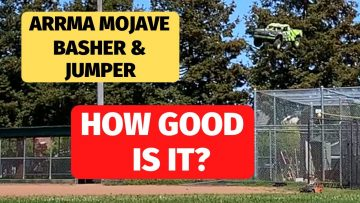 Arrma Mojave review and test run – Best all-around rc truck basher available?