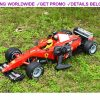 [Tanie] $196.8 77CM RC Car 4WD 1:6 F1 Formula Super Racing Car Remote Control Sport Car RC Drift Bu