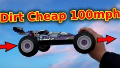 Project 100mph DIRT CHEAP rc car