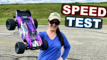 How Fast is the ARRMA VORTEKS RC CAR Right out of the Box? – TheRcSaylors