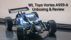 WL Toys Vortex A959-A | Unboxing & Examen | Voitures RC | The RC Bat