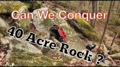 Element RC 1/10 Enduro Trailwalker – Traxxas Trx4 – Vanquish VS4-10 ULTRA take on 40 Acre Rock #rc