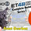 #04 Tekno ET48 2.0 E-Truggy – BUILD SERIES – Kit Bag C : Front Gearbox