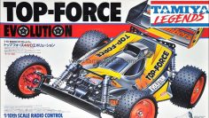 Tamiya Top Force Evo 2,                  Grande rivelazione…