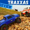 Traxxas TRX4 Unboxing Driving and Full Review | Potato Review RC Car