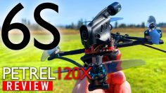 6S MICRO RIPPER! – HGLRC Petrel 120X Fpv Racing Quad – FULL REVIEW & FLIGHTS 🏆
