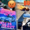 Traxxas Revo 3.3 Drives through FIRE 🔥 – New RC Car Action Magazine Destroyed – Nitrogang 4 EVER 👍🏻