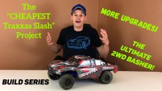 """De GOEDKOOPSTE Traxxas Slash"" – UPGRADEN naar HD STEEL SPUR Gear – RPM Nerfs + Body Mount INSTALLEREN!!!"