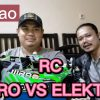 Review Cars RC NITRO VS ELEKTRIK HOBAO || Terbaru 2021