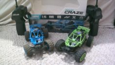 Fastest RC Car Under 15$ POWER CRAZE SOUL DESERT 2 (Pregled)