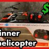 Cheap RC helicopter (Sky rover Night vision) Revisão