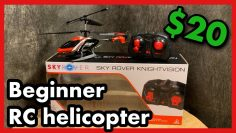 Cheap RC helicopter (Sky rover Night vision) Examinare