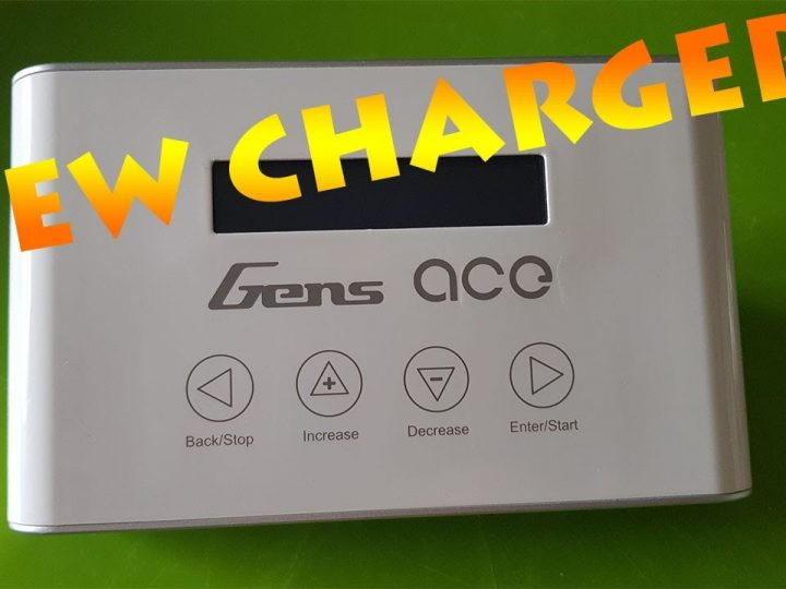 NIEUWE Gens Ace acculader review