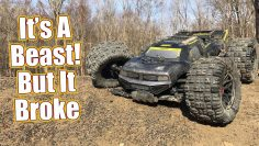 Just An Insane RC Car! Team Corally Punisher Action Follow-up | RC Driver