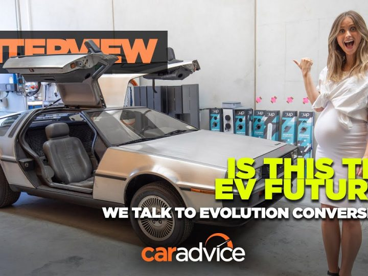 Interview: EVolution Conversions | Melbourne-based classic-car EV Conversions | CarAdvice