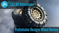 Prefontaine Designs Wheel Review – C&C RC Adventures