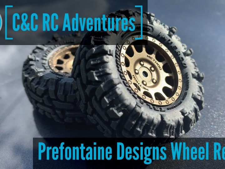 Prefontaine Designs Wheel Review – C&C RC Приключения