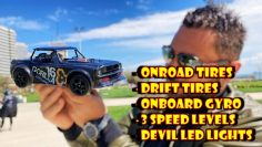 Sg 1604 the Amazing 2in1 OnRoad & Drift RC Car – REVISIÓN COMPLETA