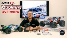 NEW ARRMA Vorteks 4×4 3S BLX RC Stadium Truck Overview