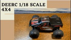 DeeRC 1/18 Escala 4×4 Rc