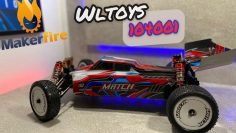 Wltoys 104001 Распаковки / Review first one in Germany!?
