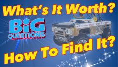 RC TIPS Finding Out Vintage Values & How To Track Down Rare RC Cars.