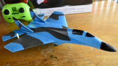 *April Giveaway* ZhiYang Toys Mig320 2 Channel RC Plane – 拆 箱 – 检讨 – 赠品详情