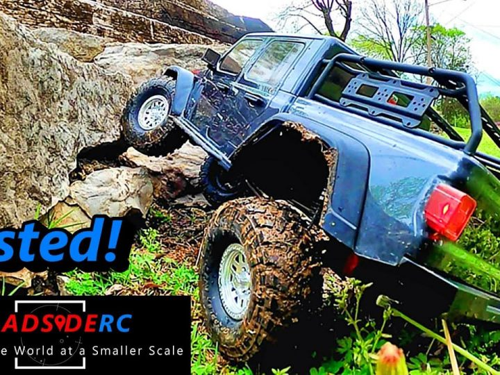 Jeep Gladiator First Drive and Review!  (Axial SCX10iii Gladiator)