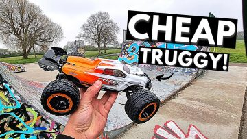 The ULTIMATE Cheap & Durable 1/16 Truggy by FTX?