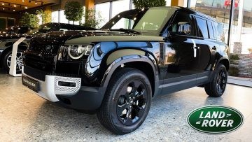 2021 Land Rover Defender Full Review Interior exterior – Shend Riza Cars