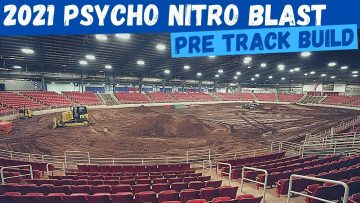 The Journey to the Biggest RC Car Race Ever 2021 Psycho Nitro Blast
