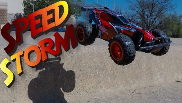 Speed Storm R/C Car Review