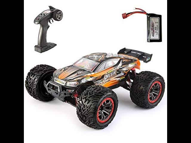 Vatos ( Vatos ) 9156 Ersteindruck, 1:12 Monstertruck Spaßmobil!!! RC Auto, Voiture RC