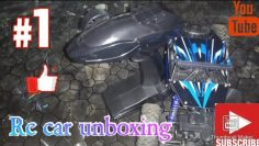 rc car unboxing