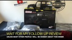 MN Modello MN86K G-Wagon G500 Revisione unboxing