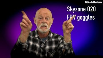 Considered Review: Skyzone O2O budget OLED FPV goggles