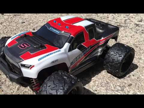 Awesome Budget Rc Monster Truck $40 – BFULL HS18301 4WD 1/18 Scale RC Truck