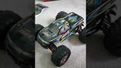 Hosim large size RTR  1:10 scale RC monster truck review!