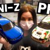 DRIFTING Kyosho Mini-Z AWD like a PRO…