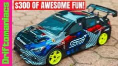 Best RC Nitro Car Under $300? 4Wd 2 Speed HSP 94122 Pregled!