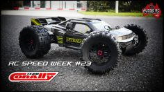 RC TJEDAN BRZINE #23 – Tim Corally Punisher 6S MT – Dionica