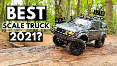 BEST Scale Crawler 2021? Toyota Landcruiser LC80 by Rochobby!