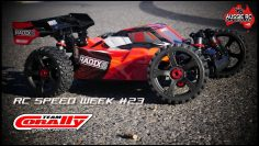 RC SPEED WEEK #23 – Team Corally Radix6 – Voorraad